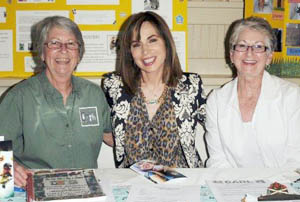 lauren koslow fan event